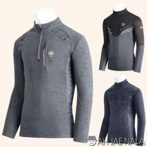 가을겨울 남성 기모 등산티셔츠 등산티 등산복 작업복