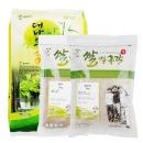대나무향미 백미10kg 현미5kg 쌀보리5kg 현미쌀 보리쌀