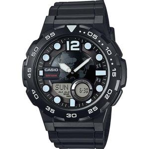 카시오정품 AEQ-100W-1A 스포츠 전자손목시계 방수