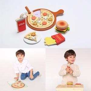 NAMOO 피자 만들기 /진짜같은 원목 피자