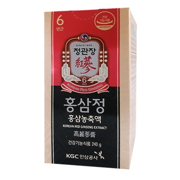 한국인삼공사 정관장 홍삼정 240g