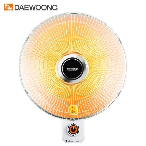 벽걸이난로/벽걸이히터/전기난로/전기히터 DWH-W1625