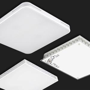 국산LED방등/십자등/거실/주방등/전등/LED조명/등기구