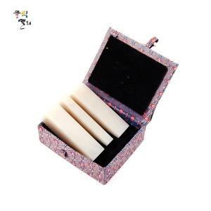 요녕석세트 5푼(두인케이스 포함)-1.5cm 전각돌 낙관