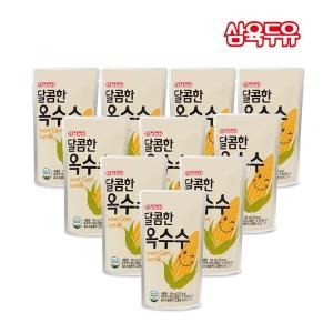 삼육두유 달콤한 옥수수두유 파우치 195mlx15입
