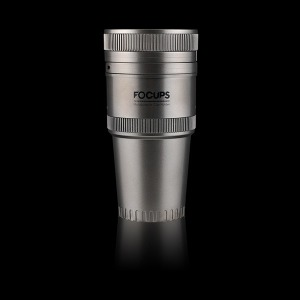 포컵스 자동차 컵홀더 티타늄 컵거치대 최대4개 컵거치