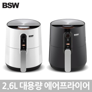 BSW 네오 에어프라이어 공기 튀김기 BS-1713-AF 블랙