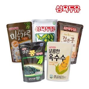 삼육두유 파우치 검은콩파우치 20팩/부모님선물 - 상품 이미지