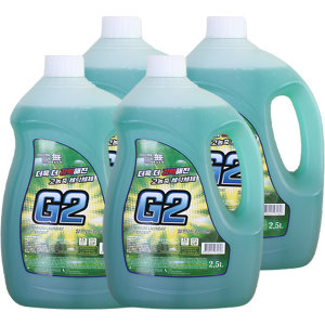 G2 고농축 액체세제 2.5Lx4개 / 13L 세탁세제