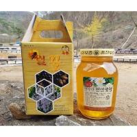 14주년파격 생산자직판 사양벌꿀 튜브형 병 아카시아