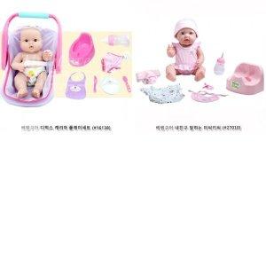 인형 아기 캐리어 플레이세트 완구 장난감 어린이용