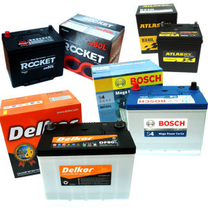 델코 로케트 자동차밧데리 40/60/80/90/100 배터리