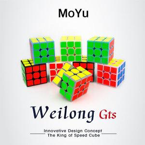 YJ 뭐위 웨이롱 GTS 3X3X3 초신속 스피드 큐브