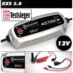 CTEK 씨텍 MXS5.0 배터리 자동 충전기 5년무상보증
