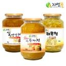 자연뜰 유자청 2kg 레몬청 꿀생강차 고흥유자
