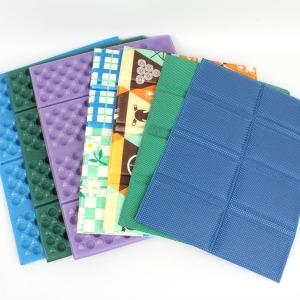 접이식 등산방석 4단 8단 미니방석 돗자리 인쇄가능