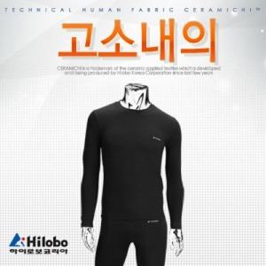 하이로보 세라믹 쾌적 세라믹원사/고소내의/발열내의