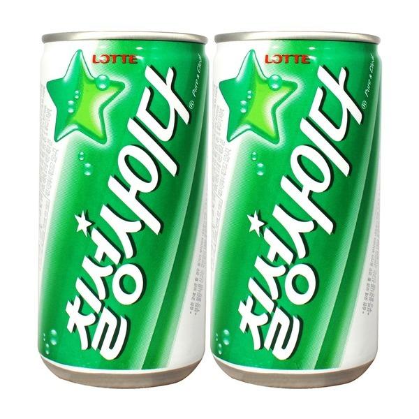 칠성사이다 190ml x 30캔 탄산음료 음료수