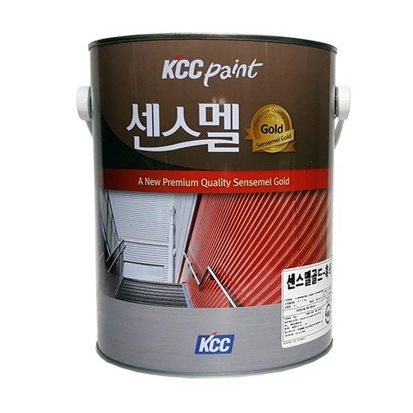 센스멜골드 3.78L/4L 유성에나멜페인트 목재철재 멀티