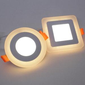 LED 다운라이트 3인치 2WAY 매입등 6W PL