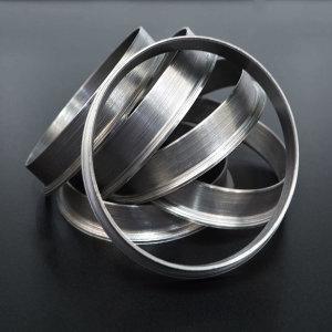 67x72.5단조 알미늄 합금강 허브링(4개 1세트)