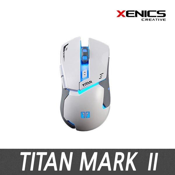 TITAN MARK II 게임용/게이밍/오버워치/FPS/마우스