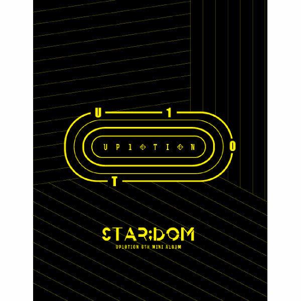 (현대Hmall)업텐션 (UP10TION) - 미니 6집   'STARDOM'  포스터 없음