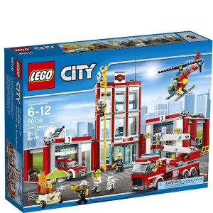 레고 시티 소방서 60110/LEGO CITY Fire Station