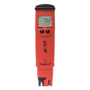 HANNA 휴대용 PH METTER HI98128 PH메타 측정 포켓