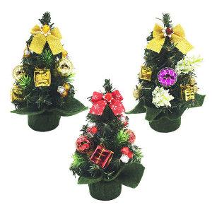 미니 크리스마스트리/크리스마스장식/트리/광섬유트리