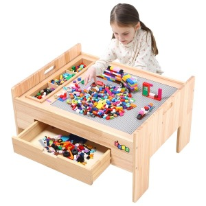 NEW 런닝블럭테이블 2in1 / 레고 듀플로 테이블