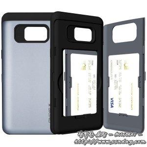 스키누 갤럭시노트7 FE 케이스 유레카 카드 N935 SD