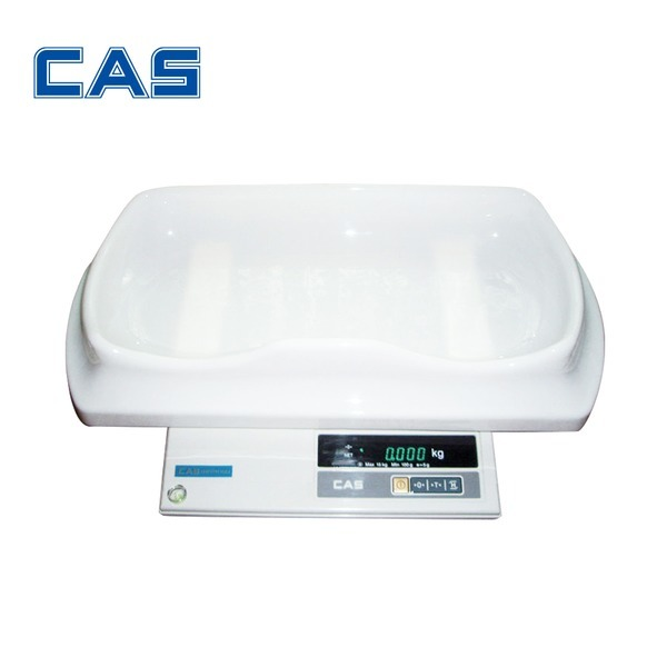 카스 산부인과 소아 유아용 체중계 AD-15T 15kg