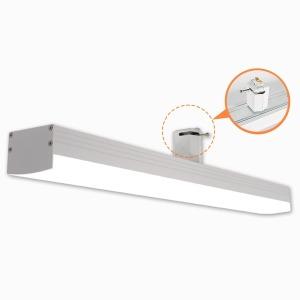 LED 60W 일자등 화이트 형광등 방등 레일 등기구