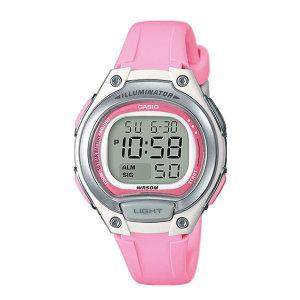 카시오 LW-203-4A 어린이 아동 전자방수 손목시계