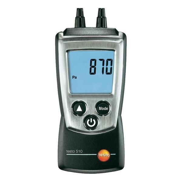 테스토 TESTO 510 디지털 휴대용 차압계 고정밀