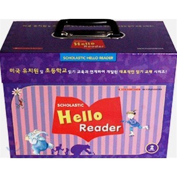 Scholastic Hello Reader Level 2 Full Set (Book + CD Set)  Judith Bauer Stamper Ken Wilson-Max Mar...