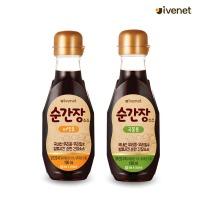 아이배냇 간장 국물용 비빔용 190ml 양념 소스