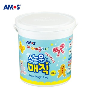 아이클레이 스노우매직 800g / 클레이 / 무료배송