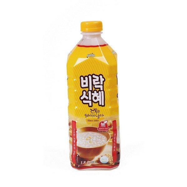 비락식혜(1.8L/PET/팔도)