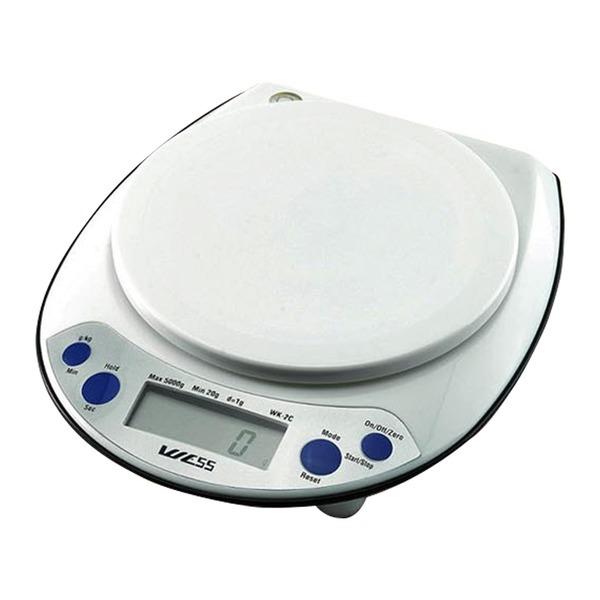 디지털 주방 저울 WK-2A 500g(0.1g) 주방 비누 원료