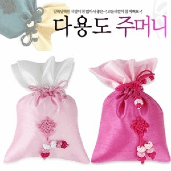 다용도주머니/복주머니 정월대보름 단체선물