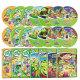 엠앤브이 / 뉴 립프로그 1+2집 33종세트:DVD16종+CD17종+대본15권 사은품 증정