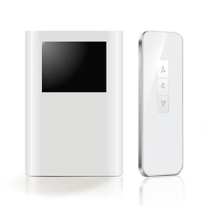 렉스콘 무선 리모컨 세트 리모콘 전동스크린 송수신기