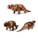 트리케라 라텍스 공룡 인형 장난감 크리스마스 선물