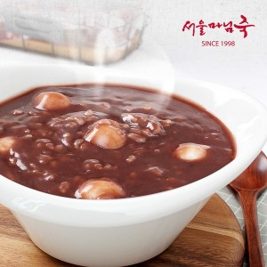 로뎀푸드 서울마님죽/호박죽/전복죽/팥죽/옹심이/19종