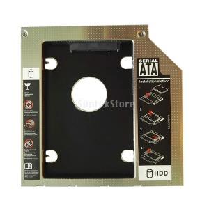 범용 SATA 2nd HDD SSD 하드 드라이브 캐디CD/DVD-ROM