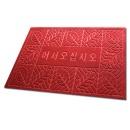 출입구 발매트 나뭇잎 레인매트(8mm) 60cm x 90cm