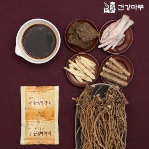건강마루 우슬닭발엑기스 부모님건강선물 60포 1개월분