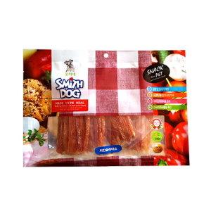 꼬미네 강아지간식 400g 치킨슬라이스/애견간식